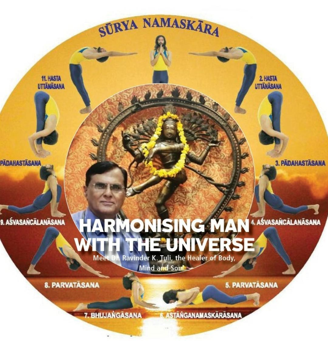 Harmonising Man with the Universe